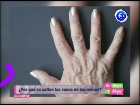 Porq se me duermen los dedos de la mano