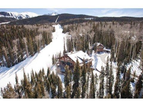 Slopeside European-Style Estate in Telluride Mountain Village, Colorado