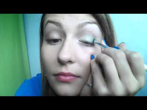 Lemon lime makeup tutorial by Carlaism | with ProvenanceVieSaine