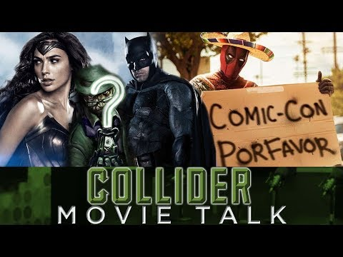 DC Announces 2 Mystery Films For 2020, Comic Con Preview - Collider Movie Talk