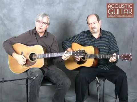 Down In The Valley To Pray Lesson From Acoustic Guitar Youtube