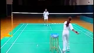 李玲蔚羽毛球2快速提高 6多球練習