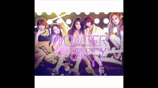 [ 05. Wonder Girls (????) - Sorry ] MP3