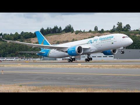 The making of Air Tanzania