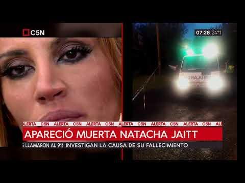 Apareció muerta Natacha Jaitt (parte 1)