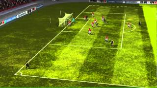 FIFA 14 iPhone/iPad - FC Delaware vs. Manchester Utd