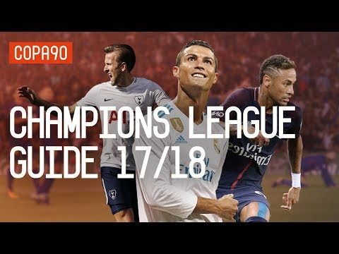 The Ultimate Guide To The Champions League
