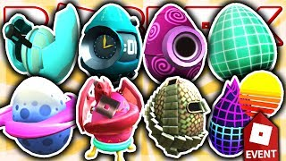 HOW TO GET ALL 8 EGGS in EGG HUNT 2019: SCRAMBLED IN TIME!! (Roblox EGG HUNT Event)