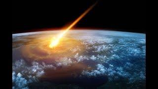 شاهد انفجار نيزك فوق شبه جزيرة روسية