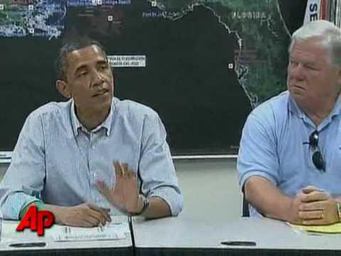 Obama Encourages Gulf Tourism Despite Oil Spill