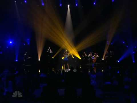 Leona Lewis - Better In Time @ American's Got Talent [LeonaLewis.com.br]