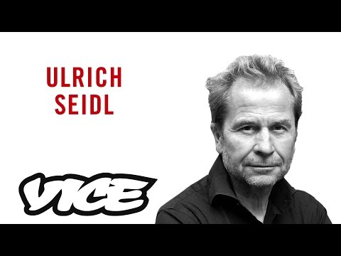 VICE Meets 'Animal Love' Director Ulrich Seidl