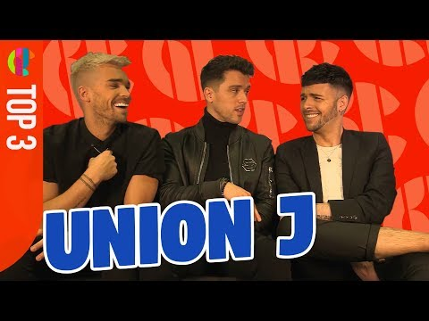 Who is jj from union j hookup