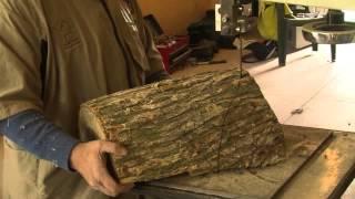 Woodturning: Turning Bowls On A Lathe