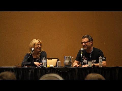 Zenkaikon 2017 - Steve Blum and Mary Elizabeth McGlynn Q&A Panel