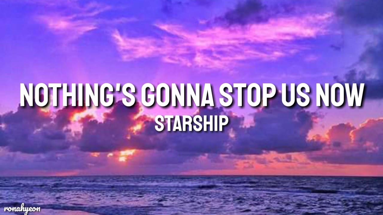 Download Starships - Nothing's Gonna Stop Us Now (Lyrics)
