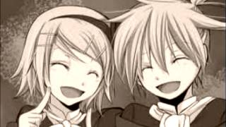Len&Rin Trick and Treat