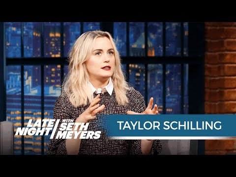 Taylor Schilling Talks Orange Is the New Black's
