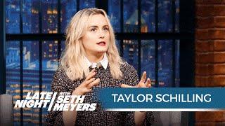 Taylor Schilling Talks Orange Is the New Black