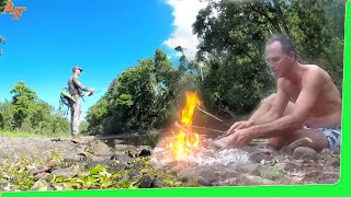Jungle Overnight Catch and Cook Adventure EP.427