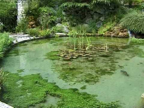 Les jardins des fontaines petrifiantes isere 1 youtube - Le jardin des fontaines petrifiantes ...