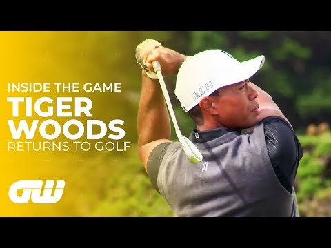 The return of Tiger Woods