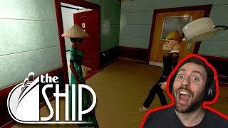 The Ship Gameplay Part 1: THERE