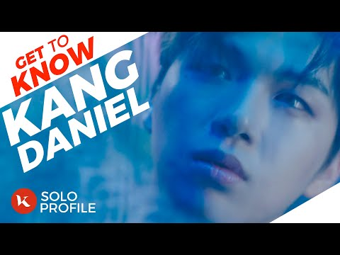 KANG DANIEL (강다니엘) Profile & Facts (Birth Name, Birth Date etc..) [Get To Know K-Pop]