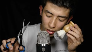Extremely Sensitive ASMR Barber