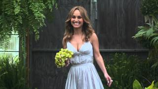 Behind the Scenes with Giada de Laurentiis