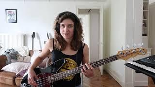 Jason Mraz (ft. Tiffany Haddish) - You Do You (Bass Cover)