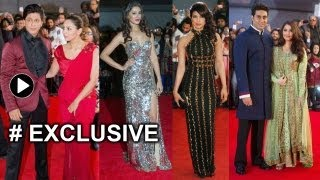 Times of India Film Awards 2013: Shahrukh, Priyanka, Aishwarya and Anushka dressed to kill