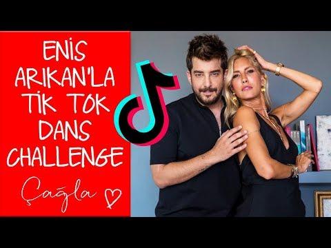 Çağla | Enis Arıkan'la Tik Tok Dans Challenge