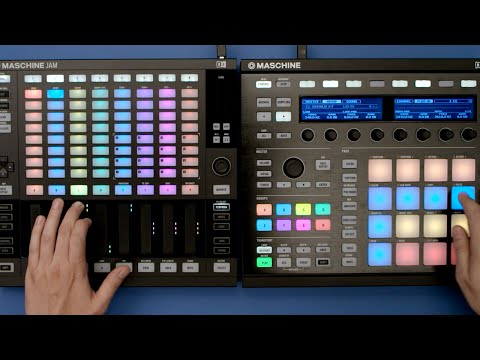 Native Instruments Maschine Jam Production and Performance