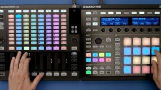 MASCHINE JAM workflow: Combining MASCHINE hardware | Native Instruments thumbnail