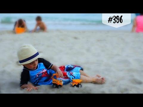 """JUGANDO EN LAS PLAYAS DE FLORIDA - Vlogs Diarios #396 """"La Familia Guzman"""""""