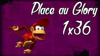 Smash4 Wii U | 1X36 Place au Glory (Diddy Kong)