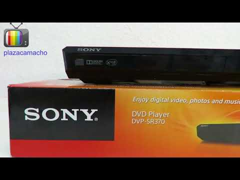 REPRODUCTOR DVD SONY, el mas barato del mercado, PLAZACAMACHO