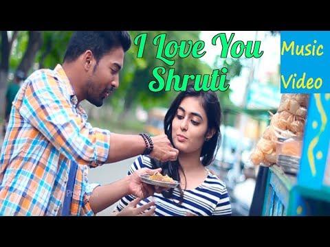 I Love You Shruti | Telugu Private song | Phani Magdi