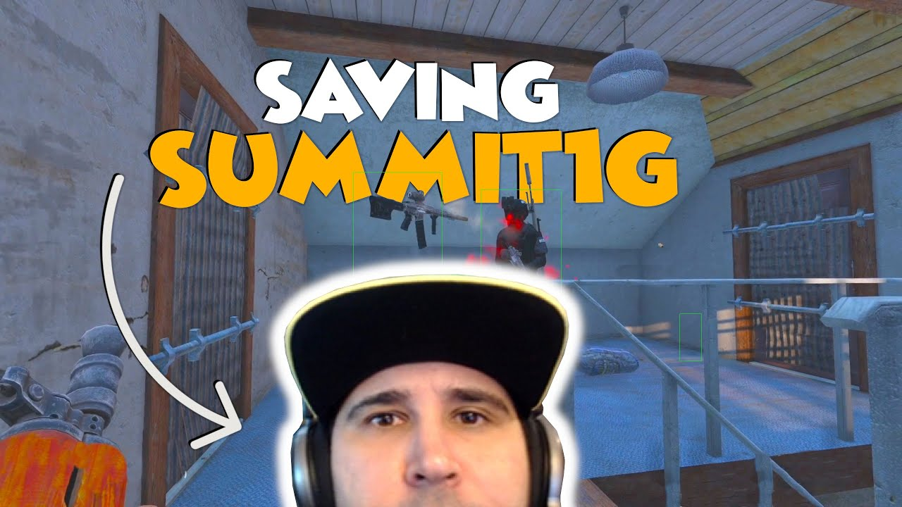 DayZ Admin SAVES Summit1G From STREAM SNIPING CHEATERS! Ep14