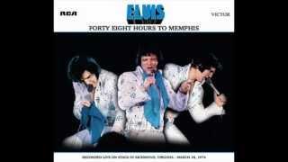 """Elvis Presley: """"Sweet Caroline"""" (Rare 1974 Version - 48HTM)"""