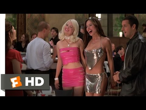 Anger Management (6/8) Movie CLIP - Dating Other People (2003) HD