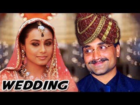Rani Mukherjee & Aditya Chopra's GRAND WEDDING RECEPTION