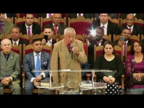A Oração Traz Resposta - Victorino Silva - 2º Dia - Congresso UMCADESC