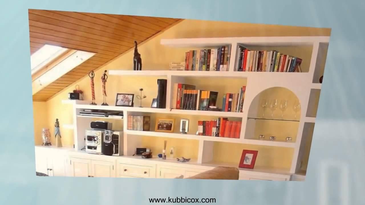 Muebles pladur madrid estanterias de pladur mobiliario - Pladur en madrid ...