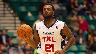 PJ Hairston: NBA D-League Highlights of NBA Draft Prospect