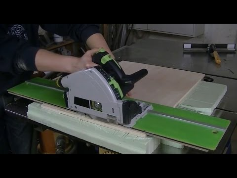 festool f hrungsschiene f r 10 f hrungsschiene selber machen einfach und preiswert youtube. Black Bedroom Furniture Sets. Home Design Ideas