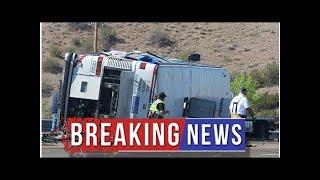 Passenger Bus Crash in New Mexico Kills 3, Injures 24