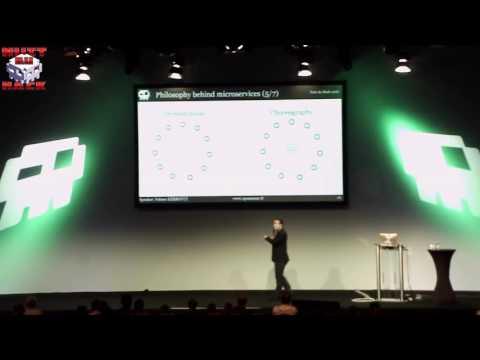 Conférence - Nuit du hack - Microservices hacking & security par Fabien KERBOUCI
