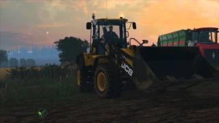 Agrargenossenschaft Grabfeld   Herbst wörk wörk  